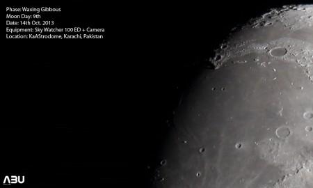 Moon Map 1