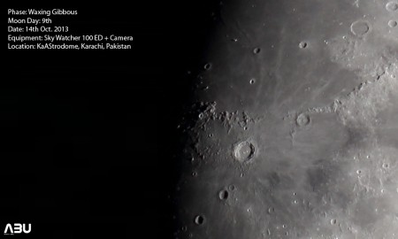 Moon Map 2