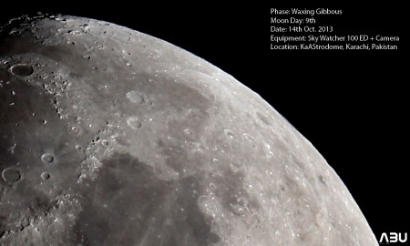 Moon Map 3
