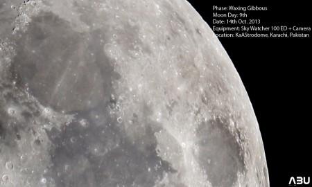 Moon Map 4