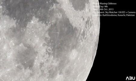 Moon Map 5