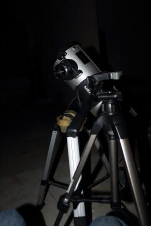 My Meade 130mm Newtonian