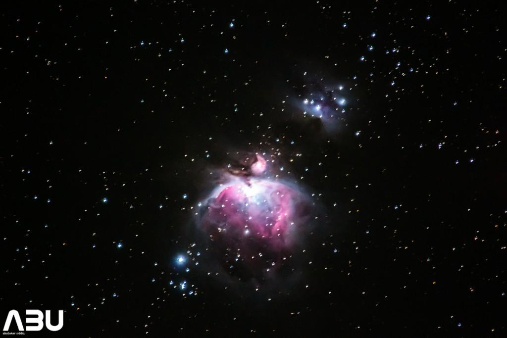 Orion-Nebula-M42-de-mairans-nebula